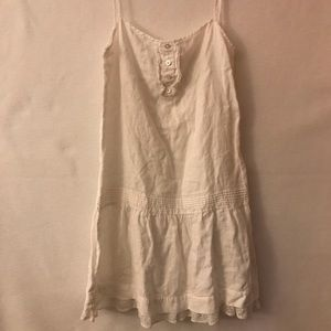Juicy Couture 100% Linen Mini Dress